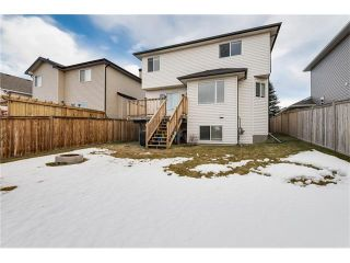 Photo 31: 1718 THORBURN Drive SE: Airdrie House for sale : MLS®# C4096360