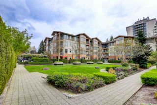 Photo 1: 208 1111 E 27TH Street in North Vancouver: Lynn Valley Condo for sale : MLS®# R2571351
