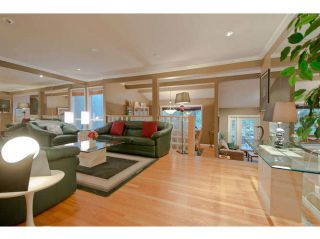 """Photo 2: 1743 RUFUS Drive in North Vancouver: Westlynn Townhouse for sale in """"Concorde Place"""" : MLS®# V1045304"""