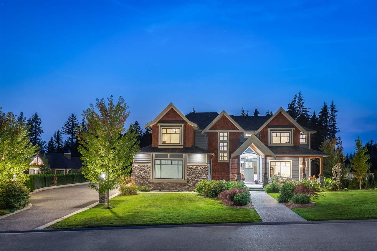 Main Photo: 12355 267 Street in Maple Ridge: Websters Corners House for sale : MLS®# R2542540