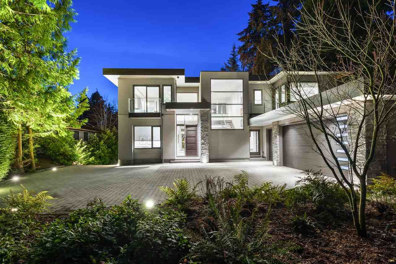 Main Photo: 4325 KEITH Road in West Vancouver: Cypress House for sale : MLS®# R2549162
