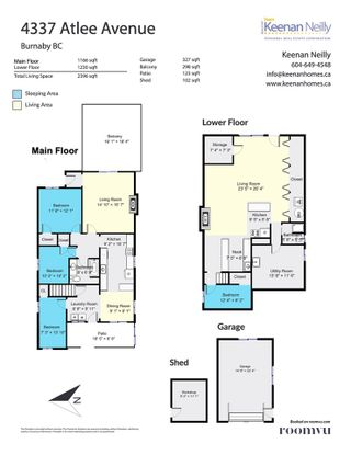 """Photo 34: 4337 ATLEE Avenue in Burnaby: Deer Lake Place House for sale in """"DEER LAKE PLACE"""" (Burnaby South)  : MLS®# R2526465"""