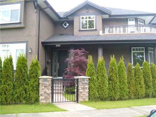 Photo 7: 3333 VALLEY Drive in Vancouver: Arbutus House for sale (Vancouver West)  : MLS®# V868710