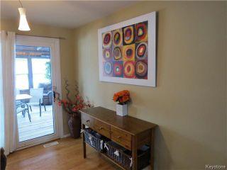 Photo 6: 596 AUBIN Drive in STADOLPHE: Glenlea / Ste. Agathe / St. Adolphe / Grande Pointe / Ile des Chenes / Vermette / Niverville Residential for sale (Winnipeg area)  : MLS®# 1404401