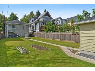 Photo 18: 121 W 17TH AV in Vancouver: Cambie House for sale (Vancouver West)  : MLS®# V1132759