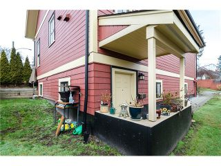 Photo 19: 218 BURR Street in New Westminster: Uptown NW House for sale : MLS®# V1044439