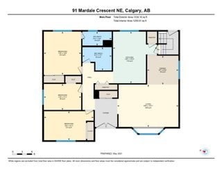 Photo 23: 91 Mardale Crescent NE in Calgary: Marlborough Detached for sale : MLS®# A1107782