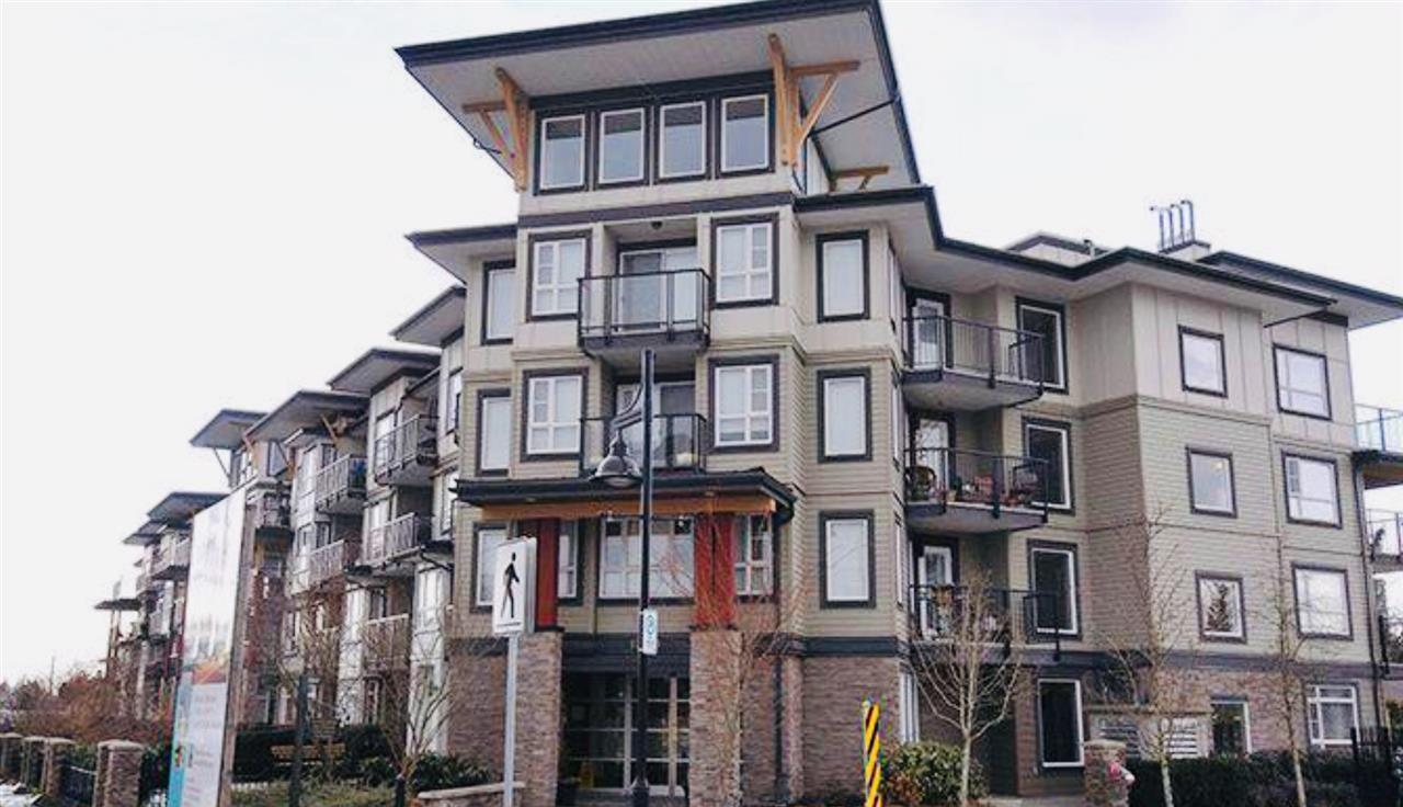 "Main Photo: 404 12075 EDGE Street in Maple Ridge: East Central Condo for sale in ""EDGE ON EDGE"" : MLS®# R2391682"