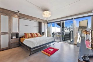 """Photo 19: 513 1540 W 2ND Avenue in Vancouver: False Creek Condo for sale in """"THE WATERFALL BUILDING"""" (Vancouver West)  : MLS®# R2624820"""