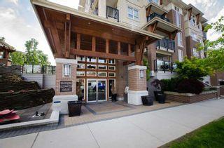 """Photo 1: 114 6828 ECKERSLEY Road in Richmond: Brighouse Condo for sale in """"SAFFRON"""" : MLS®# R2169537"""
