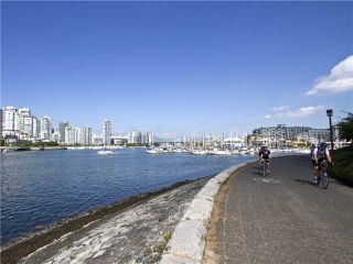 """Photo 19: 852 GREENCHAIN in Vancouver: False Creek Townhouse for sale in """"HEATHER POINT"""" (Vancouver West)  : MLS®# V1019589"""