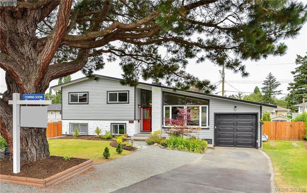 Main Photo: 634 Roseridge Pl in VICTORIA: SW Northridge House for sale (Saanich West)  : MLS®# 792472