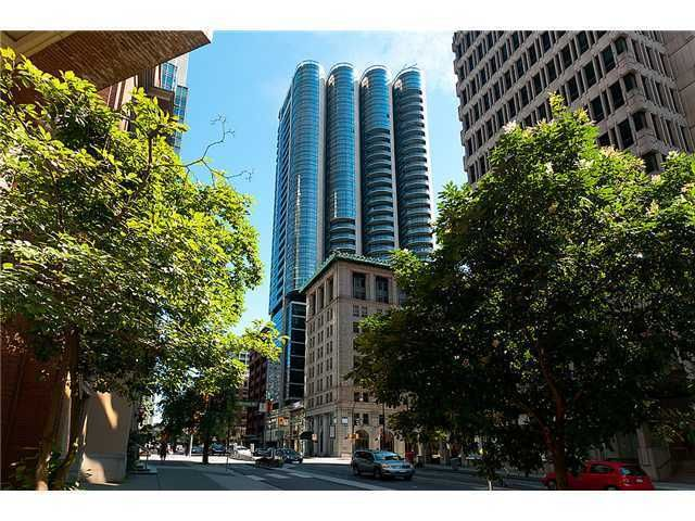 Main Photo: 1407 838 West Hastings Street in Vancouver: Downtown VW Condo for sale (Vancouver West)  : MLS®# V1036831