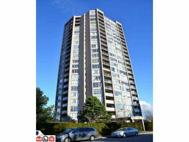 "Main Photo: 804 14881 103A Avenue in Surrey: Guildford Condo for sale in ""SUNWEST ESTATES"" (North Surrey)  : MLS®# F1216001"