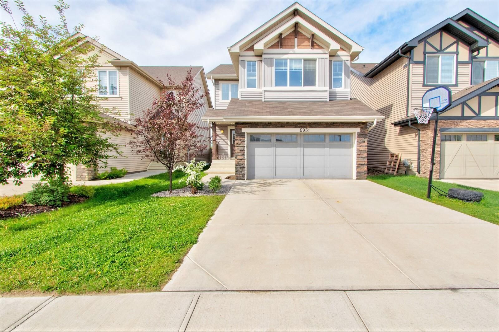 Main Photo: 6951 EVANS Wynd in Edmonton: Zone 57 House for sale : MLS®# E4249629