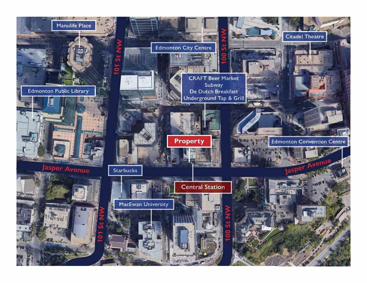 Main Photo: 10020 Jasper Avenue Avenue in Edmonton: Zone 12 Retail for sale : MLS®# E4248342