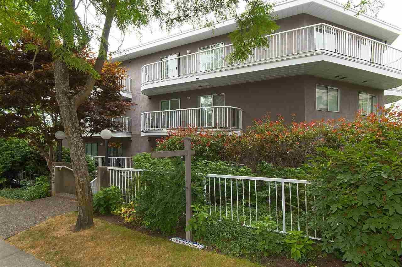 Main Photo: 204 2023 FRANKLIN STREET in Vancouver: Hastings Condo for sale (Vancouver East)  : MLS®# R2186815