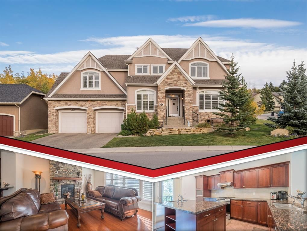 Main Photo: 15 Spring Willow Way SW in Calgary: Springbank Hill Detached for sale : MLS®# A1151263