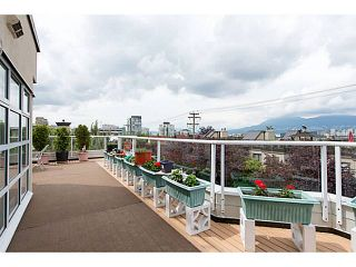 """Photo 2: 314 1236 W 8TH Avenue in Vancouver: Fairview VW Condo for sale in """"Galleria II"""" (Vancouver West)  : MLS®# V1066681"""