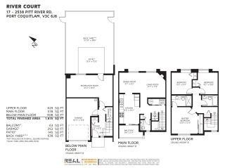 """Photo 38: 17 2538 PITT RIVER Road in Port Coquitlam: Mary Hill Townhouse for sale in """"RIVER COURT"""" : MLS®# R2549058"""
