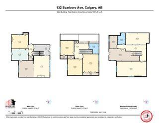 Photo 37: 132 Scarboro Avenue SW in Calgary: Scarboro Detached for sale : MLS®# A1153411