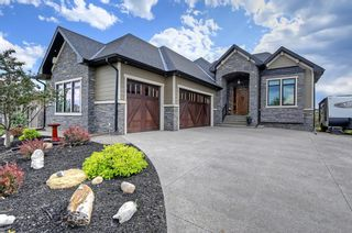 Main Photo: 15 CIMARRON ESTATES Gate: Okotoks Detached for sale : MLS®# A1028995