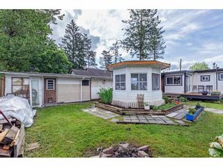 Photo 32: 35281 RIVERSIDE Road in Mission: Durieu Manufactured Home for sale : MLS®# R2582946