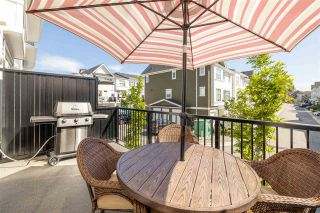 """Photo 12: 34 27735 ROUNDHOUSE Drive in Abbotsford: Aberdeen Townhouse for sale in """"Roundhouse"""" : MLS®# R2483572"""