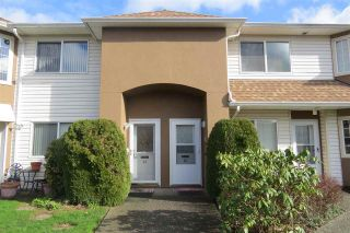 """Photo 1: 30 46350 CESSNA Drive in Chilliwack: Chilliwack E Young-Yale Townhouse for sale in """"HAMLEY ESTATES"""" : MLS®# R2037877"""