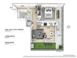 Photo 20: 461 250 E 6TH AVENUE in Vancouver: Mount Pleasant VE Condo for sale (Vancouver East)  : MLS®# R2244441