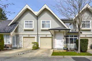 "Main Photo: 56 15968 82 Avenue in Surrey: Fleetwood Tynehead Townhouse for sale in ""Shelborne Lane"" : MLS®# R2558307"