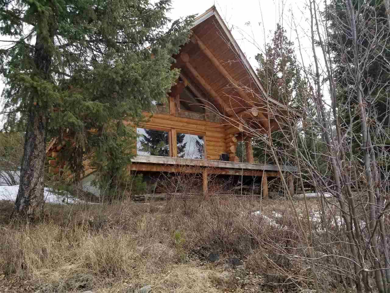 "Main Photo: BLOCK B E PUNTZI LAKE Road in Williams Lake: Williams Lake - Rural West House for sale in ""PUNTZI LAKE"" (Williams Lake (Zone 27))  : MLS®# R2359021"