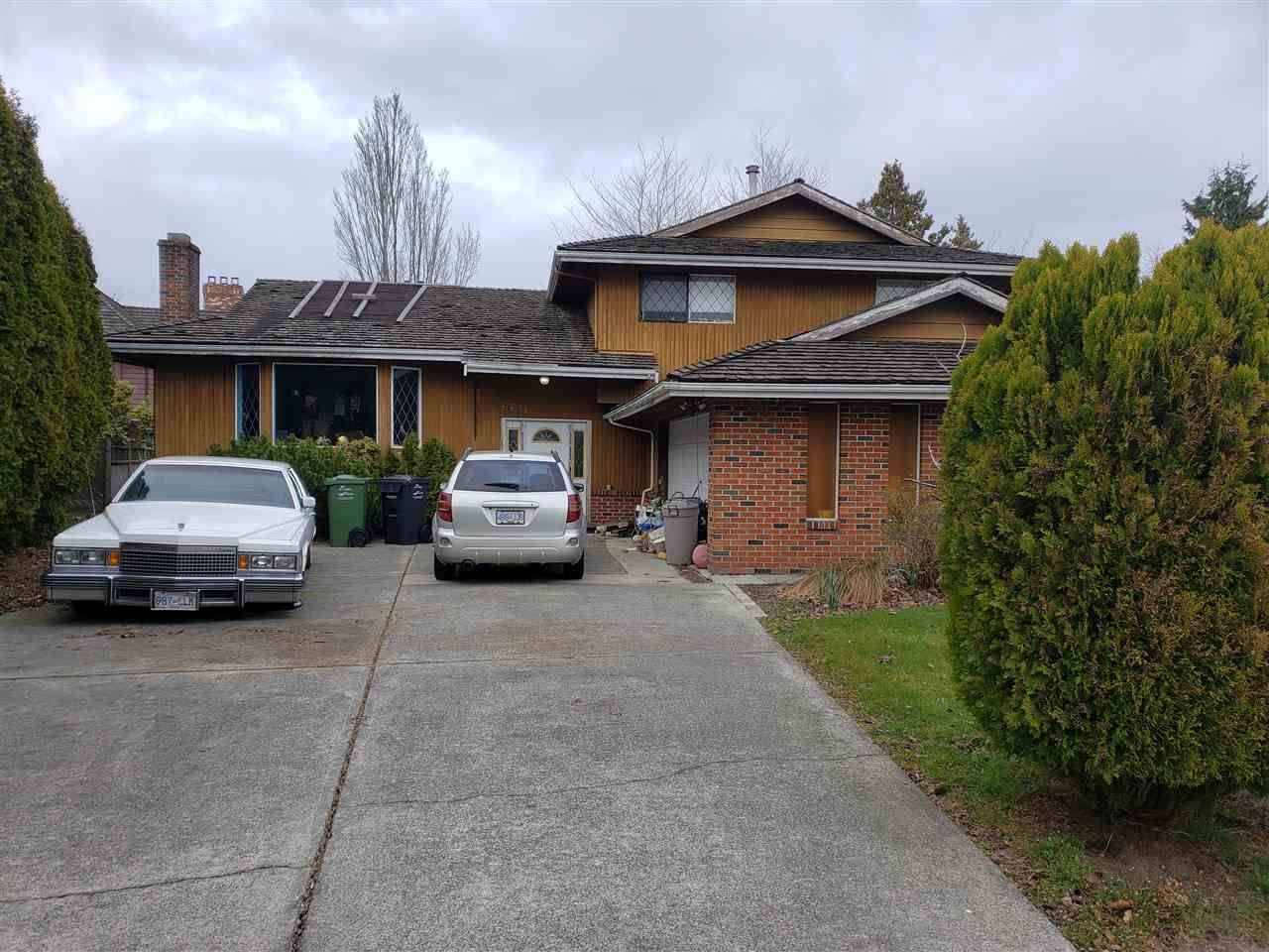 Main Photo: 6631 DUNSANY Place in Richmond: Woodwards House for sale : MLS®# R2444958