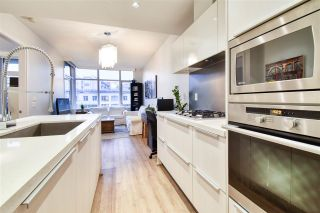 """Photo 3: 501 181 W 1ST Avenue in Vancouver: False Creek Condo for sale in """"BROOK - Village On False Creek"""" (Vancouver West)  : MLS®# R2524212"""