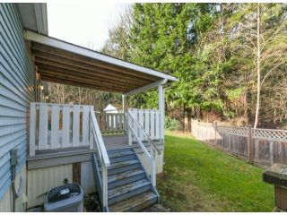 """Photo 17: 26 10221 WILSON Road in Mission: Stave Falls Manufactured Home for sale in """"TRIPLE CREEK ESTATES"""" : MLS®# F1428351"""