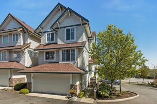 "Photo 1: 8 20582 67 Avenue in Langley: Willoughby Heights Townhouse for sale in ""Bakerview Estates"" : MLS®# R2260623"
