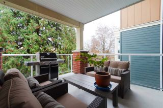"""Photo 17: 415 14 E ROYAL Avenue in New Westminster: Fraserview NW Condo for sale in """"VICTORIA HILL"""" : MLS®# R2320598"""
