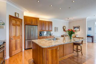 Photo 7: 6616 SANDIN Cove in Edmonton: Zone 14 House Half Duplex for sale : MLS®# E4262068