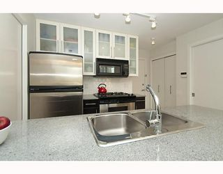 "Photo 5: # 408 1225 RICHARDS ST in Vancouver: Downtown VW Condo for sale in ""THE EDEN"" (Vancouver West)  : MLS®# V778716"