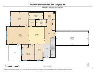 Photo 31: 401 8000 Wentworth Drive SW in Calgary: West Springs Row/Townhouse for sale : MLS®# A1148308
