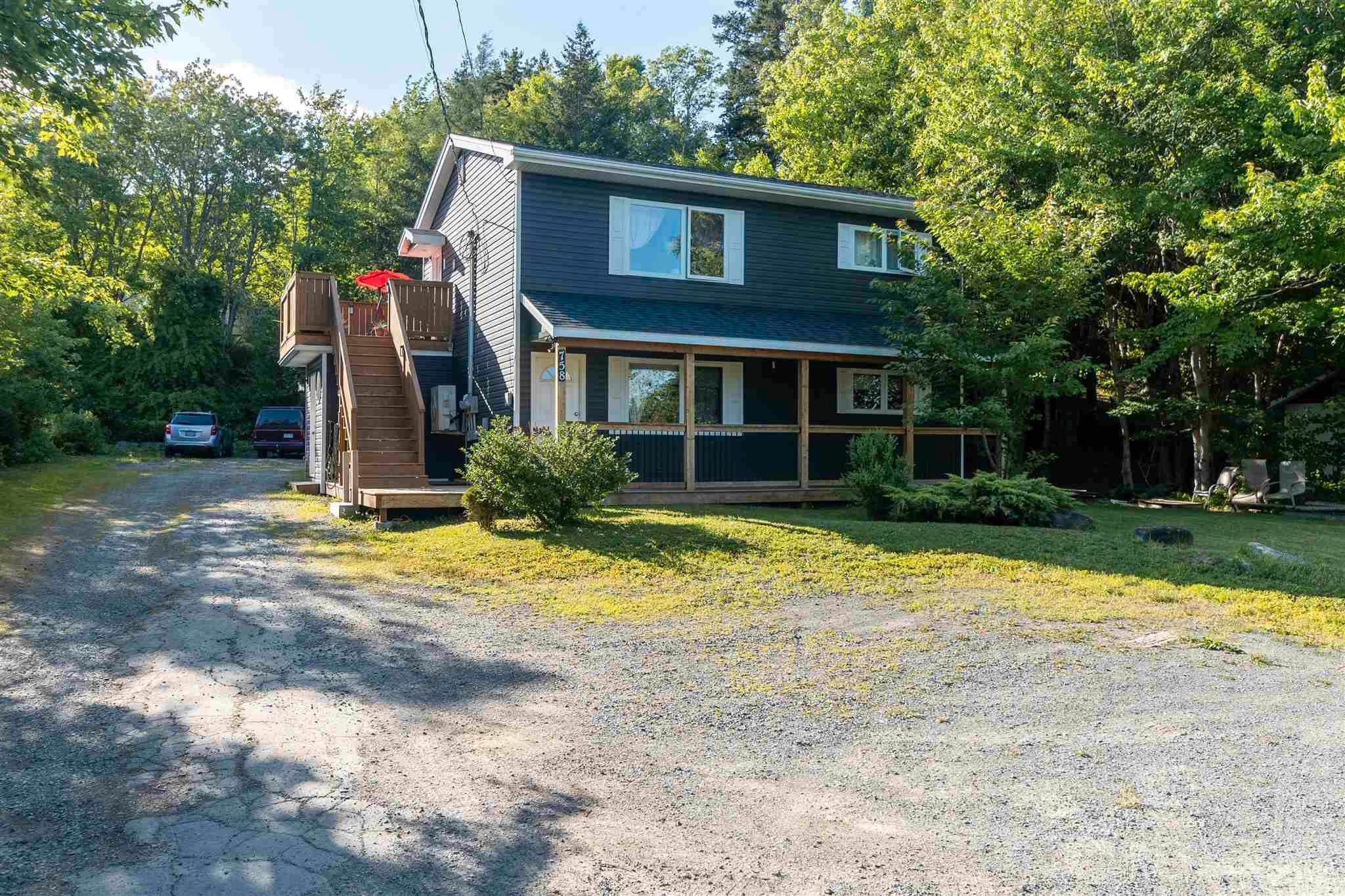 Main Photo: 758 Beaver Bank Road in Beaver Bank: 26-Beaverbank, Upper Sackville Multi-Family for sale (Halifax-Dartmouth)  : MLS®# 202118333
