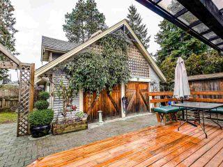"Photo 19: 225 REGINA Street in New Westminster: Queens Park House for sale in ""Queens Park"" : MLS®# R2439807"