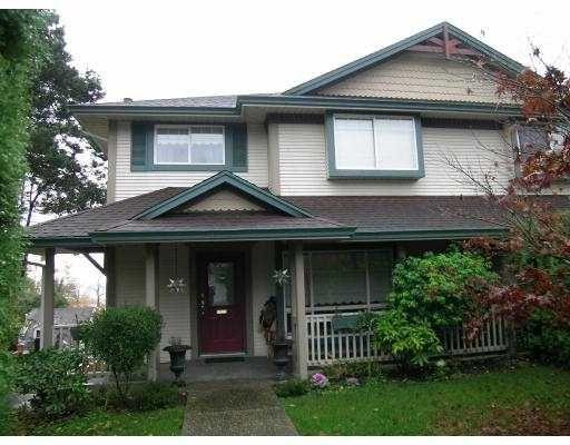 Main Photo: 1052 ALDERSON Ave in Coquitlam: Maillardville 1/2 Duplex for sale : MLS®# V620992