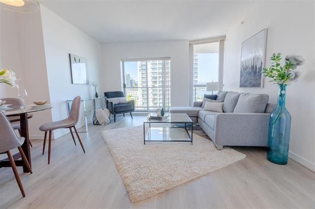Main Photo: 1207 14 Begbie Street in : Quay Condo for sale (New Westminster)  : MLS®# R2594813