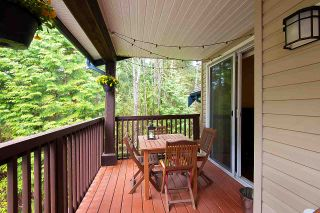 """Photo 4: 25 50 PANORAMA Place in Port Moody: Heritage Woods PM Townhouse for sale in """"ADVENTURE RIDGE"""" : MLS®# R2357233"""