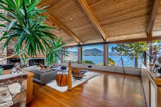 """Photo 7: 370 374 SMUGGLERS COVE Road: Bowen Island House for sale in """"Hood Point"""" : MLS®# R2518143"""