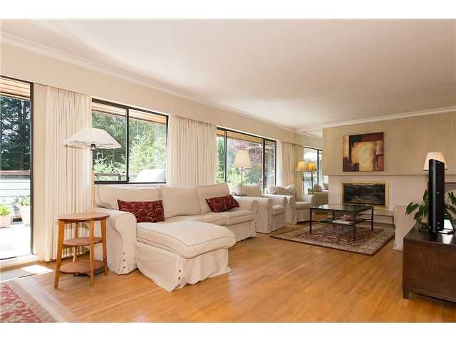 Photo 3: Photos: 4425 Keith Road in West Vancouver: Caulfeild House for sale : MLS®# v1079674