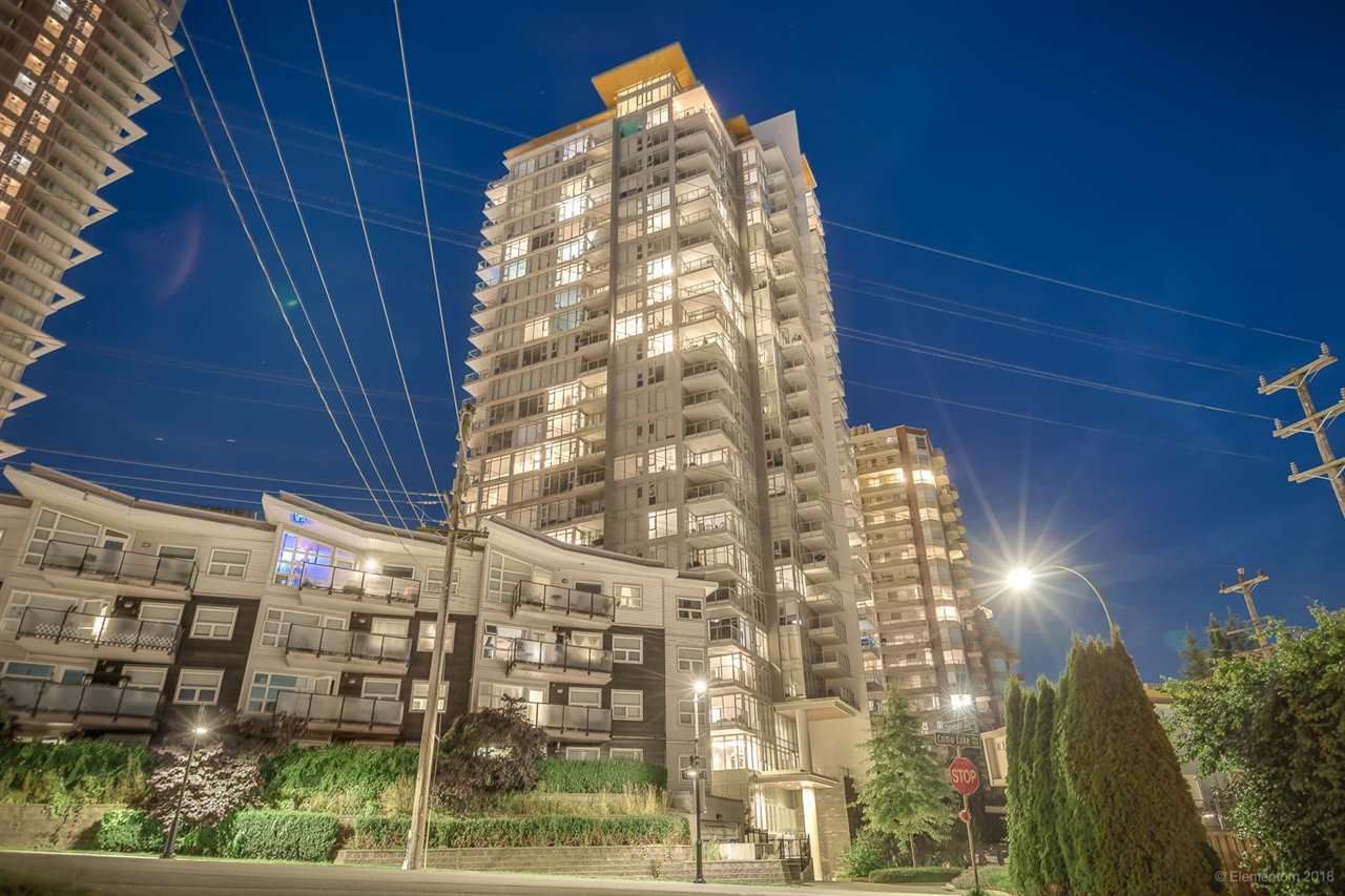 """Photo 2: Photos: 2603 520 COMO LAKE Avenue in Coquitlam: Coquitlam West Condo for sale in """"THE CROWN"""" : MLS®# R2483945"""