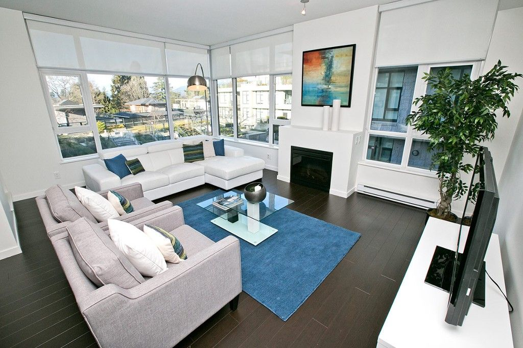 """Photo 4: Photos: 201 6093 IONA Drive in Vancouver: University VW Condo for sale in """"THE COAST"""" (Vancouver West)  : MLS®# V1047371"""