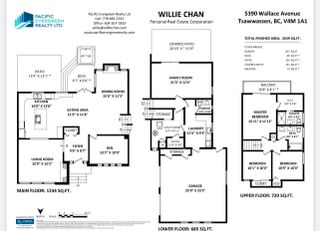 Photo 36: 5390 WALLACE Avenue in Delta: Pebble Hill House for sale (Tsawwassen)  : MLS®# R2610630